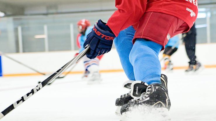 Best Ice Hockey Skates for Beginners